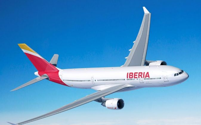AVION A330-200 DE IBERIA