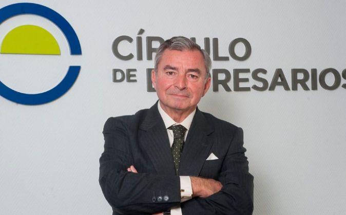 Javier Vega de Seoane, nuevo presidente del Círculo de Empresarios.