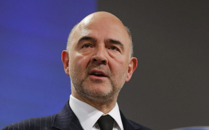 Pierre Moscovici.