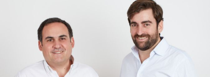 Rafael Garrido y Alfonso Merry del Val, fundadores de eShop Ventures.