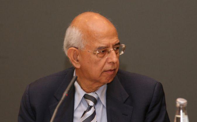 El inversor de origen indio, Ram Bhavnani.