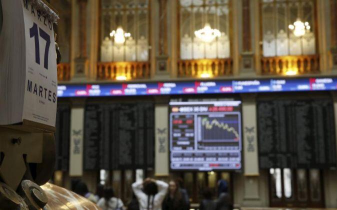 Las empresas del Ibex ganan más de 32.000 millones en 2014