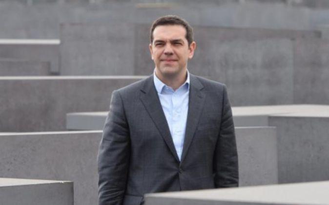 El primer ministro griego, Alex Tsipras.