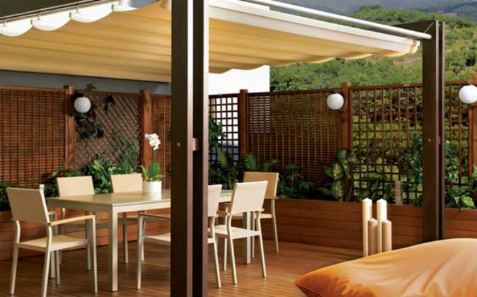 Decoración Outdoor El Salón Br Se Sale A La Terraza