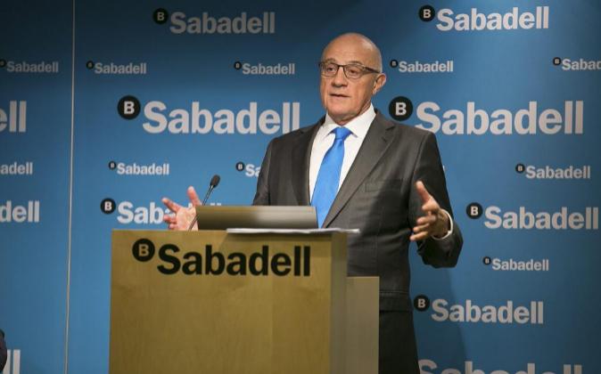 sabadell principales accionistas ampliacion