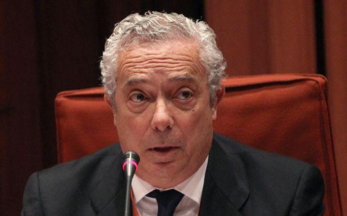 El presidente de Isolux, Luis Delso