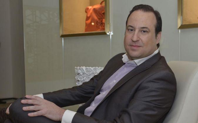 El consejero delegado de Reimagine Foods, Marius Robles.