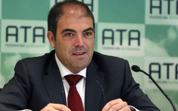 El presidente de la Federación de Autónomos ATA, Lorenzo Amor.