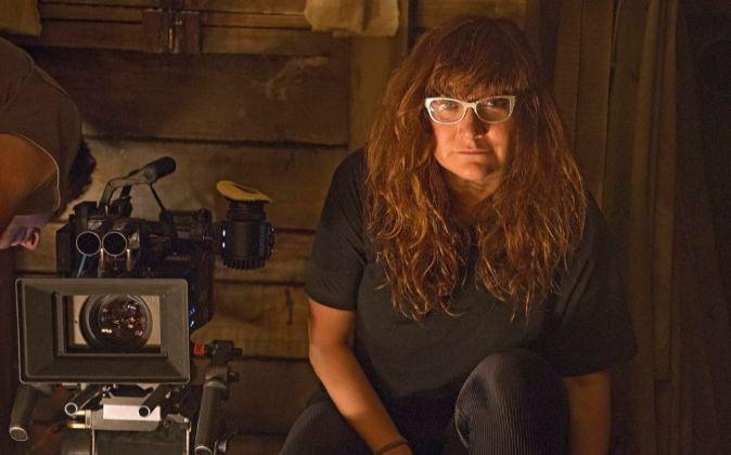 Isabel Coixet, directora de 'Nadie quiere la noche',...