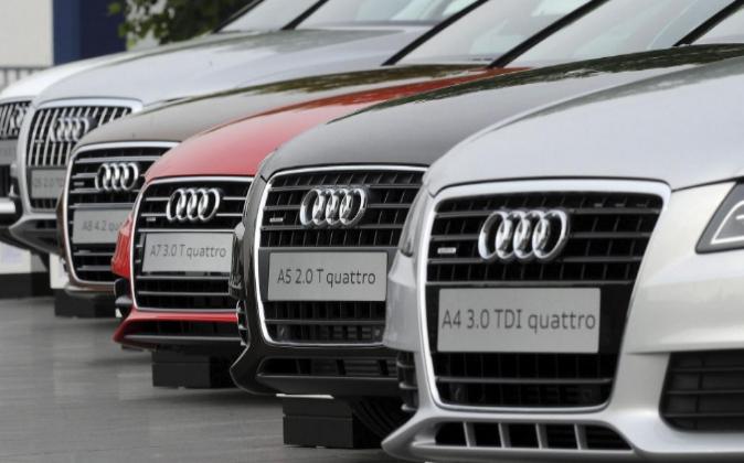 Coches Audi, marca emblemática de Alemania.