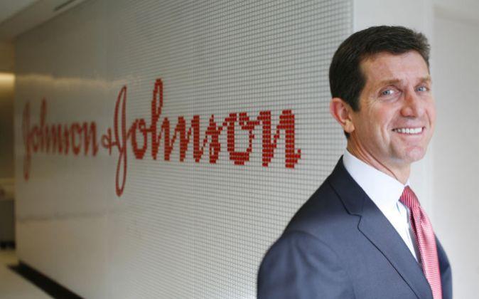 Alex Gorsky es el presidente y consejero delegado de Johnson &...