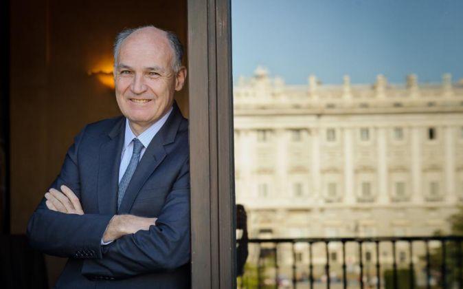 Presidente mundial de Saint-Gobain, Pierre-André De Chalendar