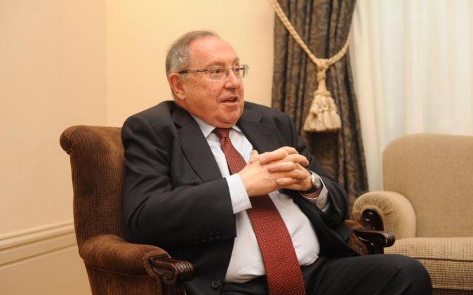 José Luis Bonet, presidente de Freixenet y de la Cámara de Comercio...