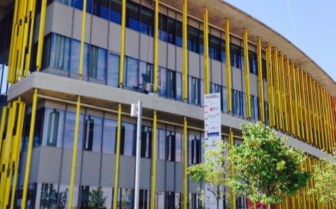 La sede de KPMG en Zaragoza