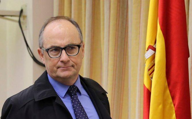 El presidente del Frob, Fernando Restoy.