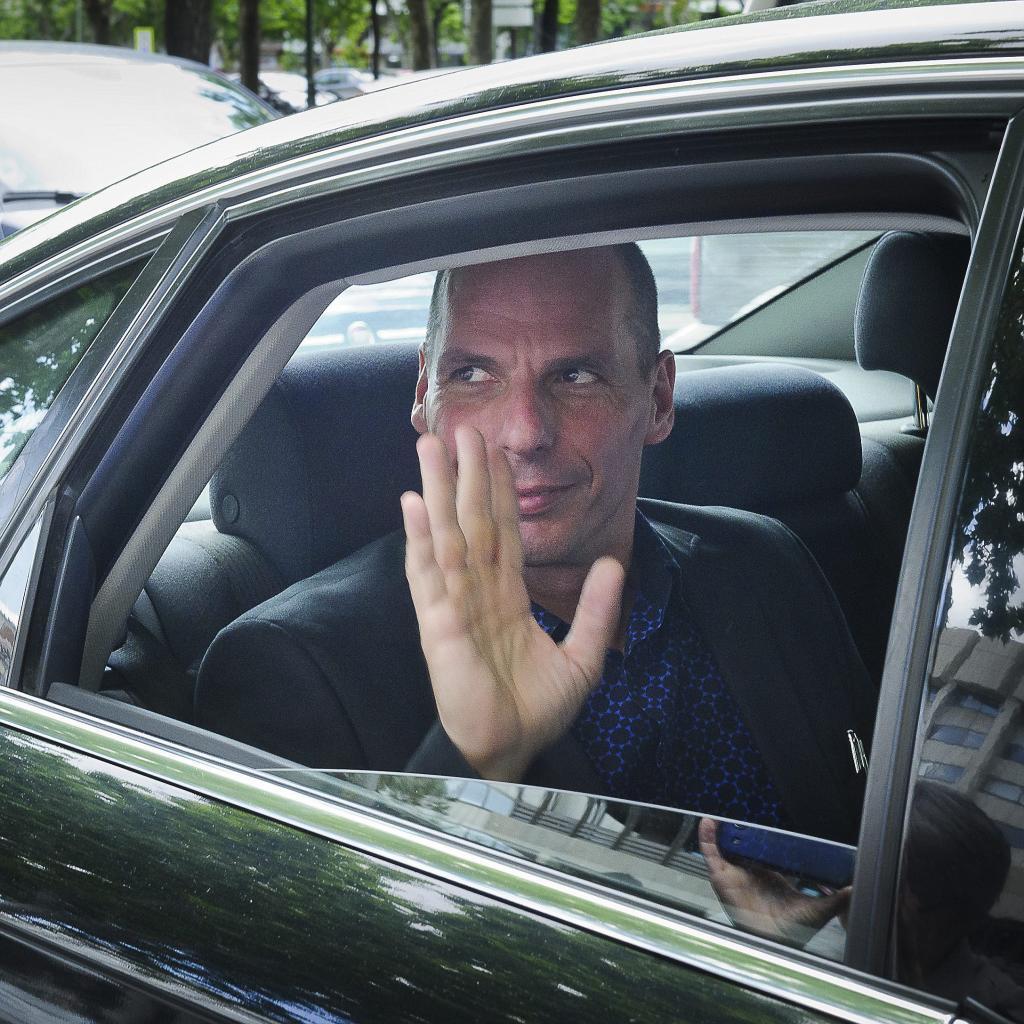 Varoufakis, ministro economia de Grecia