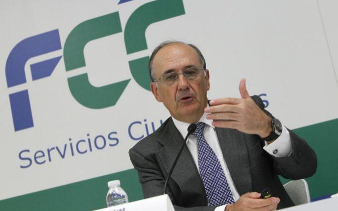Juan Béjar, consejero delegado de FCC, en una imagen de recurso de...