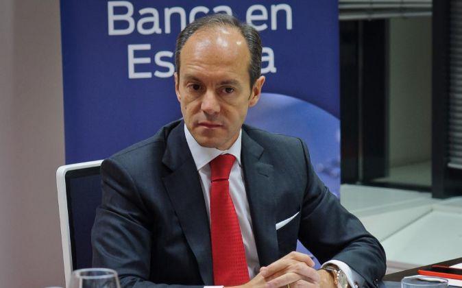 Rami Aboukhair, director general de Banca Comercial de Santander...