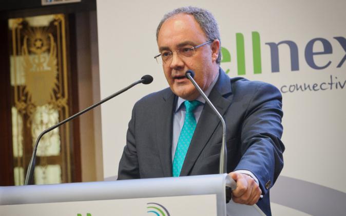 Tobías Martínez es el consejero delegado de Cellnex
