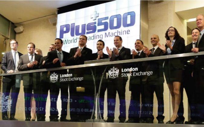 Salida a Bolsa de Plus500 en la Bolsa de Londres