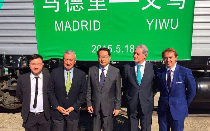 rioja china tren mas largo del mundo