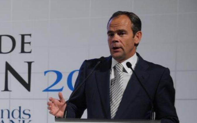 Iñigo Meirás, consejero delegado de Ferrovial.