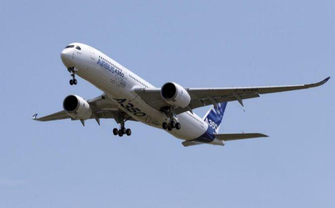 Airbus A350.