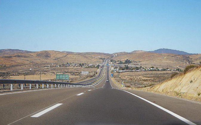 Autopista de Abertis en Chile.