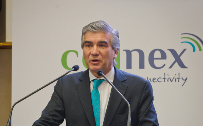 El presidente de Cellnex, Francisco Reynés.