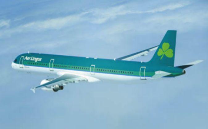 Airbus A321 de Aer Lingus.