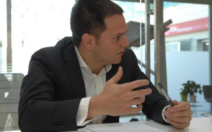 David Ruiz, consejero delegado de Grenergy