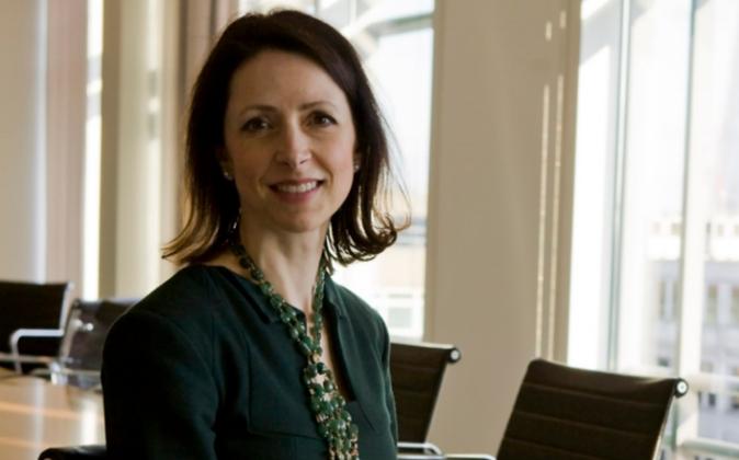 Helena Morrissey, consejera delegada de la filial de BNY Mellon,...