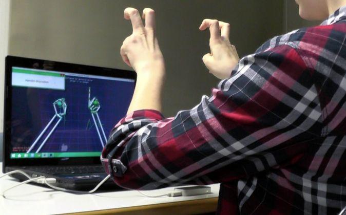 ShowLeap, el primer traductor de lenguaje de signos en tiempo real, ya...