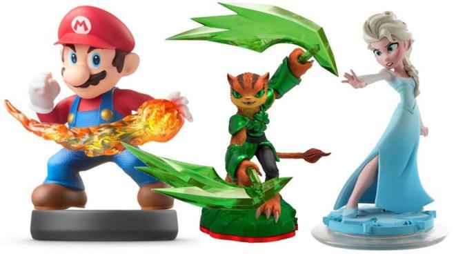 El famoso Super Mario, de Nintendo; Tuff Luck, de la saga Skylanders,...