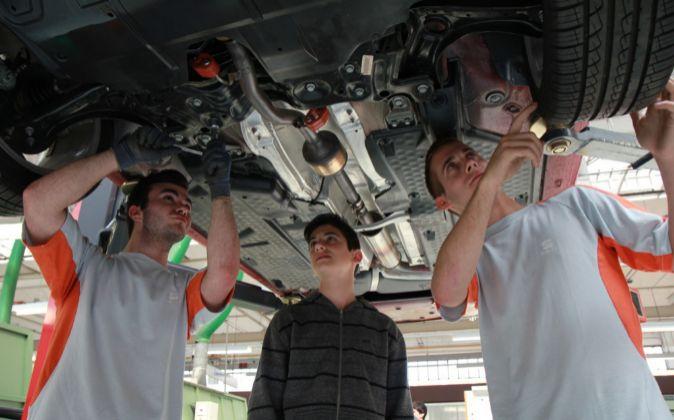 La industria de automoción goza de buena salud, y se prevé que siga...