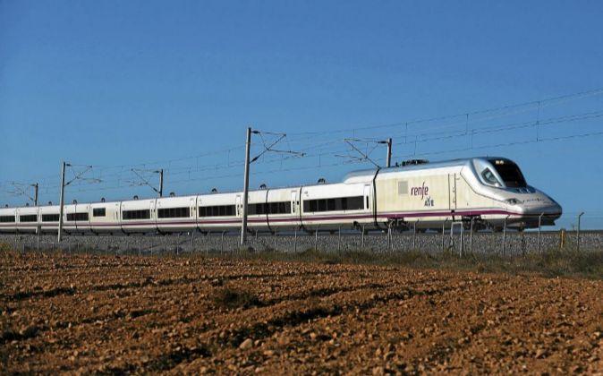 Tren AVE MAdrid-Sevilla.
