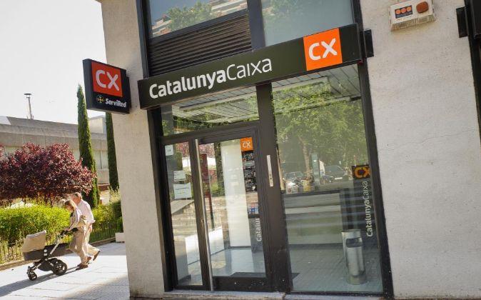 OFICINA BANCARIA DE CATALUNYA CAIXA