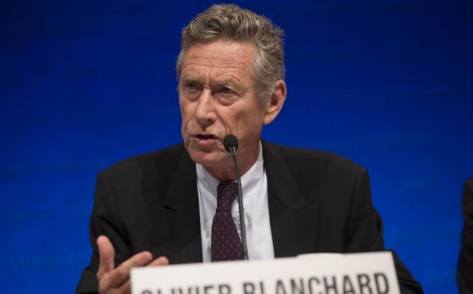 Olivier Blanchard, el economista jefe del FMI.