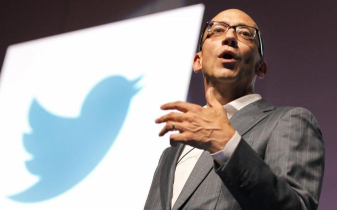 Dick Costolo, ex CEO de Twitter.