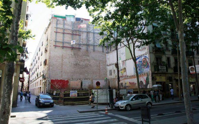 El hotel estará en el número 8 de la Rambla del Raval de Barcelona.