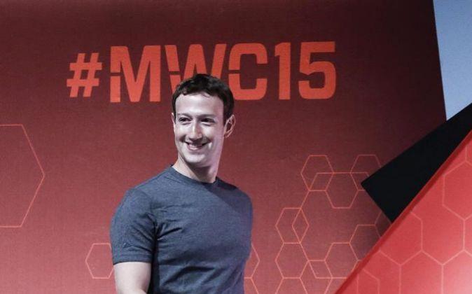 Mark Zuckerberg,ceo de Facebook