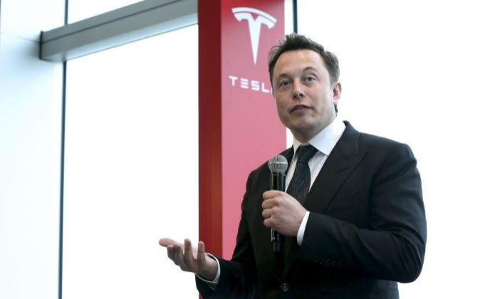 Elon Musk, CEO de Tesla y SpaceX.