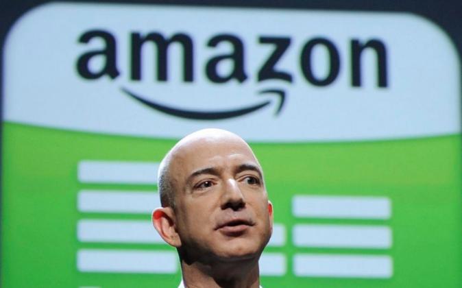 Jezz Bezos, consejero delegado de Amazon.