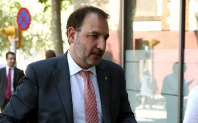 El secretario general de Unió, Ramon Espadaler.