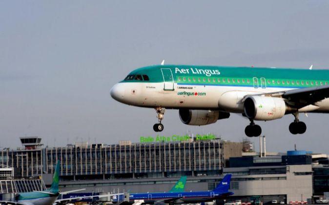 Airbus A320 de Aer Lingus.