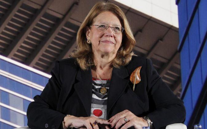 Elvira Rodríguez, presidente de la CNMV.