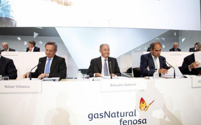 Junta de Accionistas 2015 Gas Natural Fenosa.