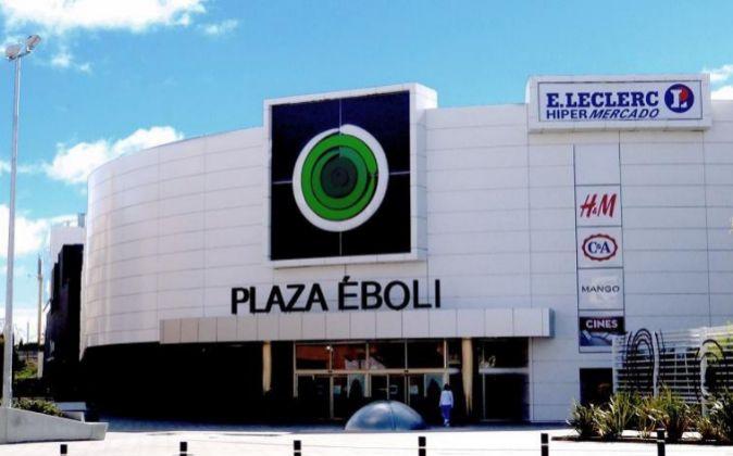 Centro Comercial Plaza Éboli en Pinto (Madrid)