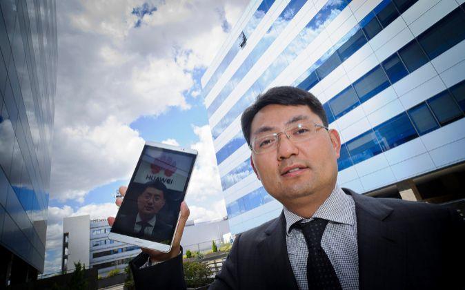 Los españoles trabajan tan duro como los chinos, al menos en Huawei