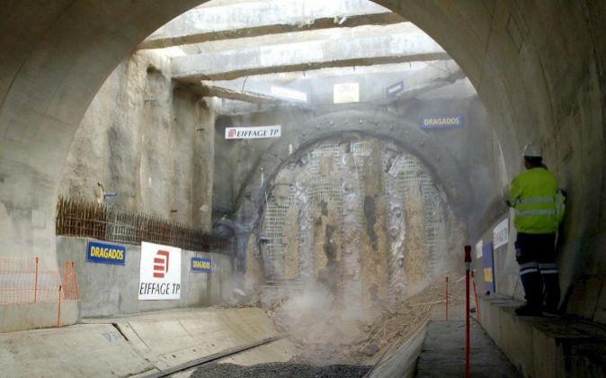 Túnel de Pertús